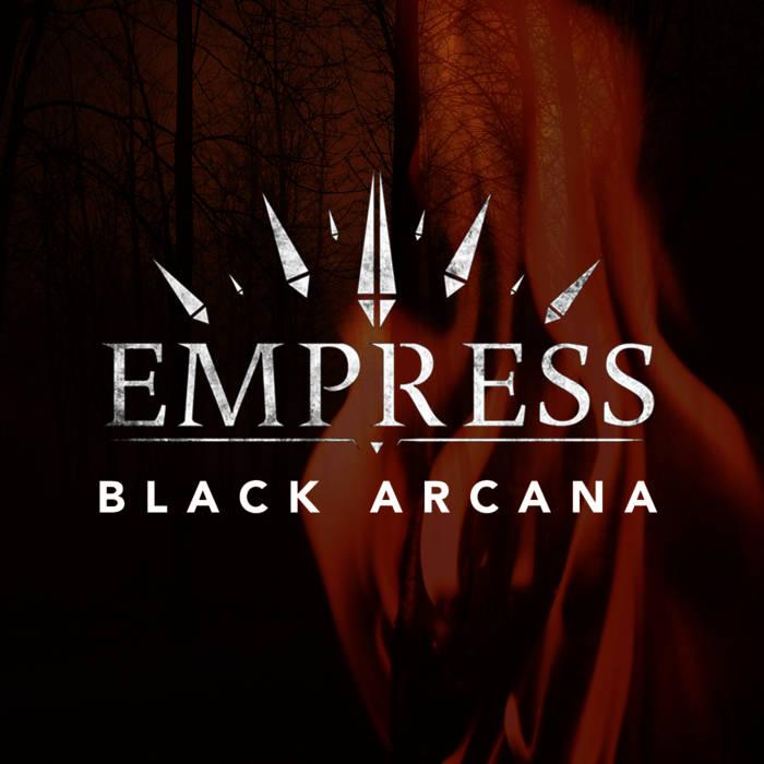 EMPRESS - Black Arcana cover