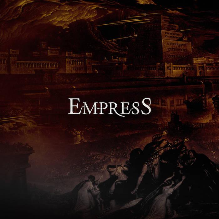 EMPRESS - Piece / Empress cover