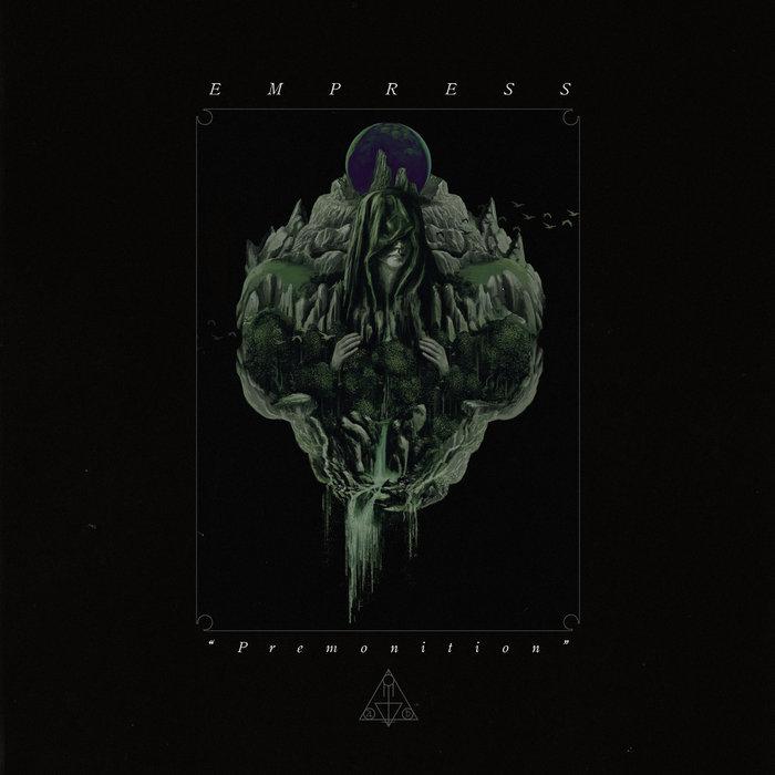 EMPRESS - Premonition cover