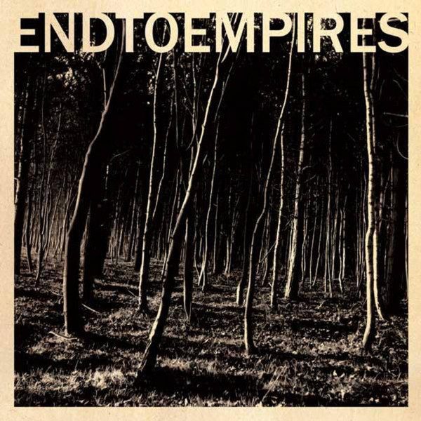 END TO EMPIRES - Demo cover