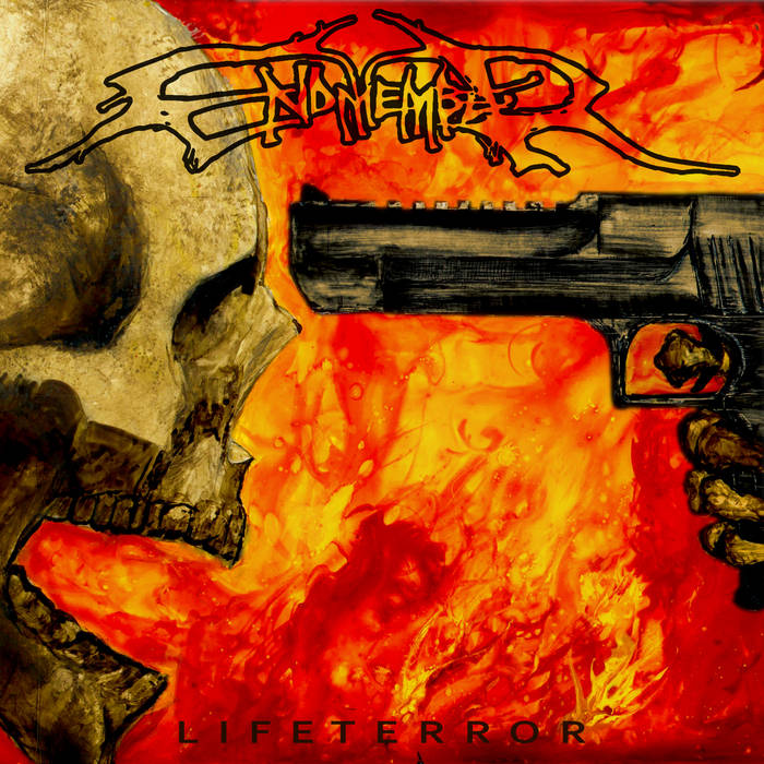 ENDMEMBER - Lifeterror cover