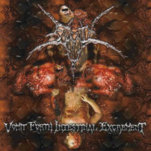 ENMITY - Vomit Forth Intestinal Excrement cover