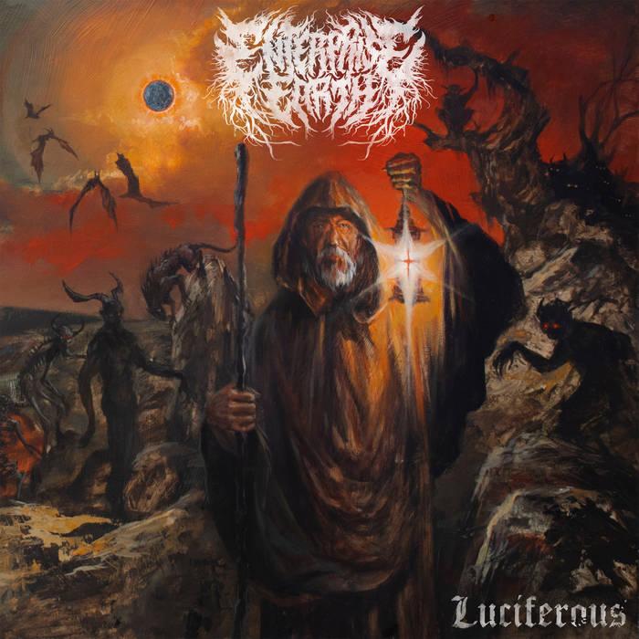 ENTERPRISE EARTH - Luciferous cover