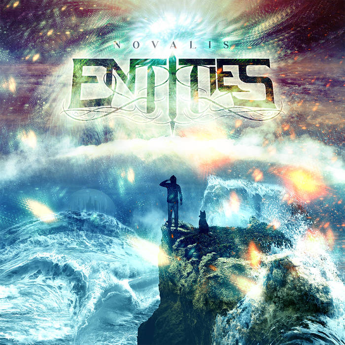 ENTITIES - Novalis cover