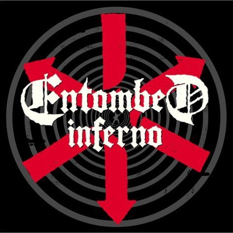 ENTOMBED - Inferno cover
