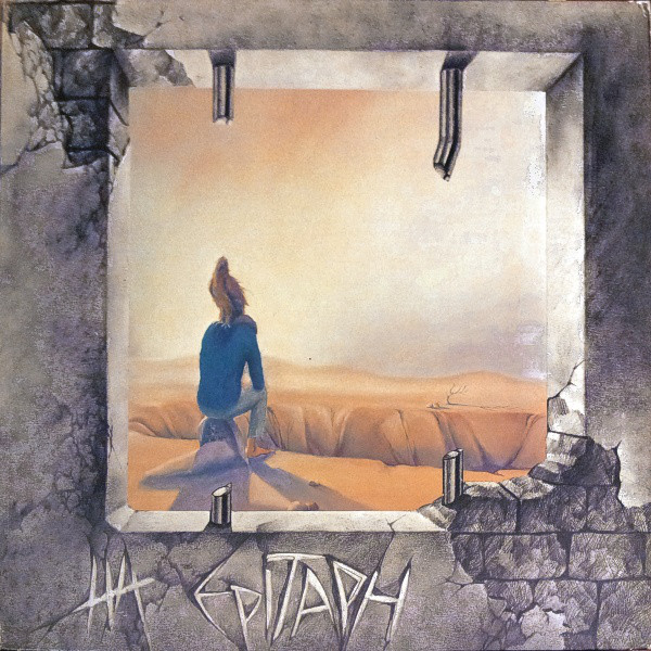 EPITAPH - Epitaph cover