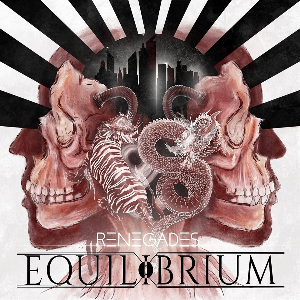 EQUILIBRIUM - Renegades cover