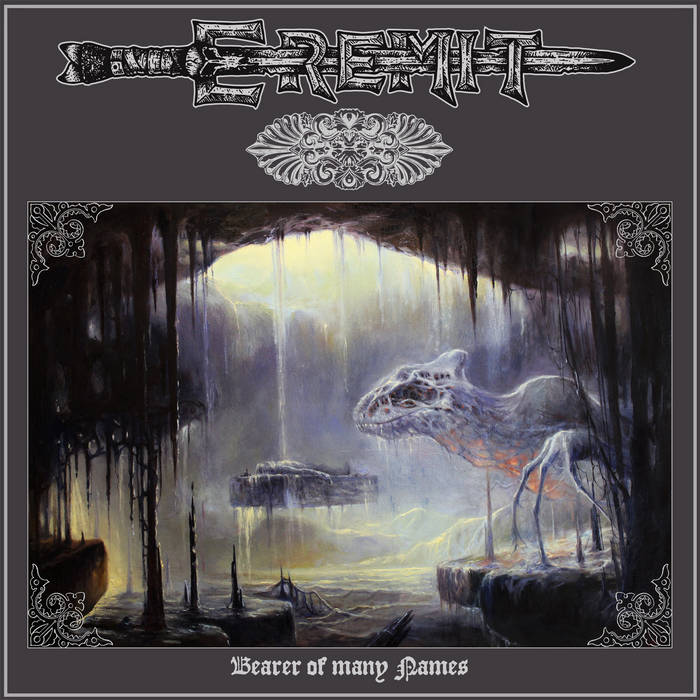 EREMIT - Bearer of Many Names cover