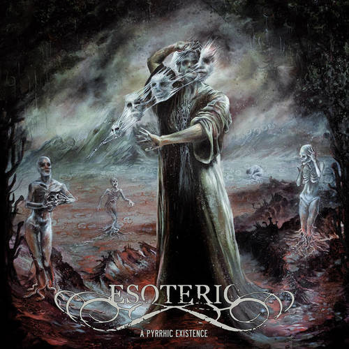 ESOTERIC - A Pyrrhic Existence cover
