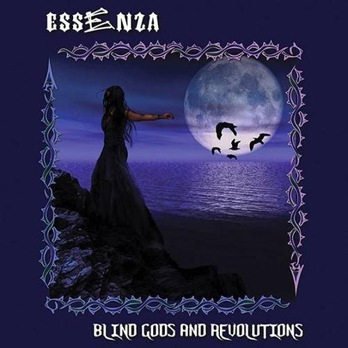 ESSENZA - Blind Gods And Revolutions cover