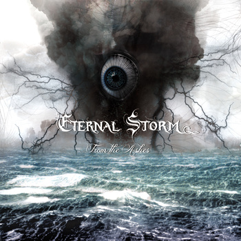 ETERNAL STORM - From the Ashes cover