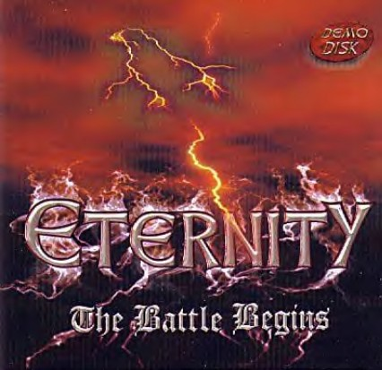 ETERNITY - The Battle Begins cover