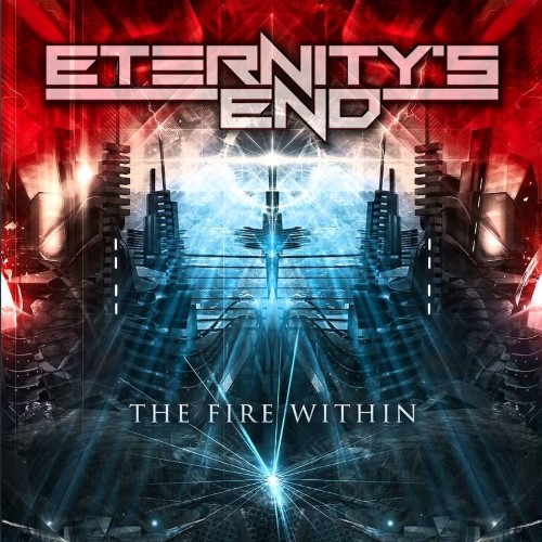 ETERNITY'S END - The Fire Within cover