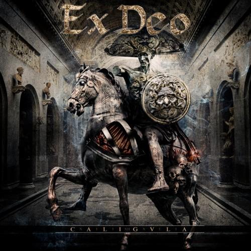EX DEO - Caligvla cover