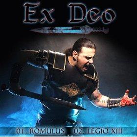 EX DEO - Romulus cover
