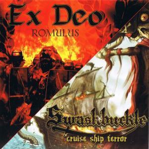EX DEO - Romulus / Cruise Ship Terror cover