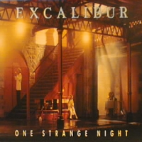 EXCALIBUR - One Strange Night cover