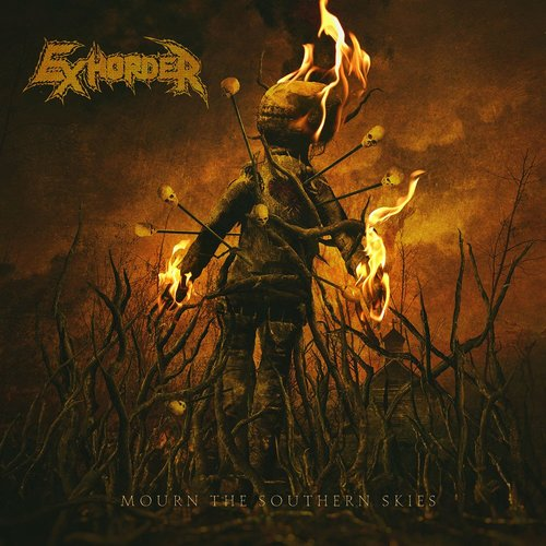 EXHORDER - Mourn The Southern Skies cover
