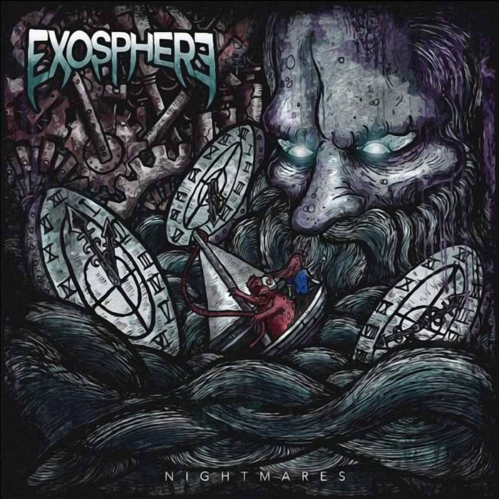 EXOSPHERE - Nightmares cover