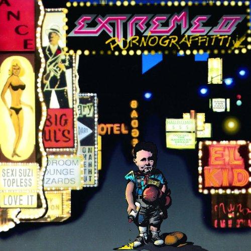EXTREME - Extreme II: Pornograffitti cover