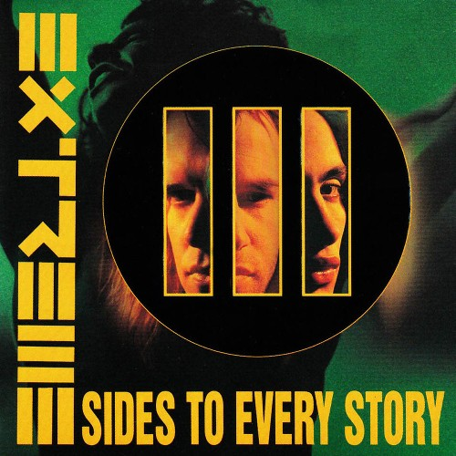 EXTREME - III Sides To Every Story cover