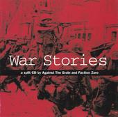 FACTION ZERO - War Stories cover