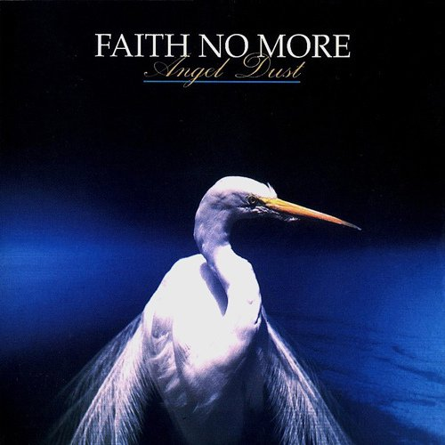 FAITH NO MORE - Angel Dust cover