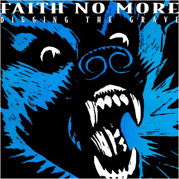 FAITH NO MORE - Digging The Grave cover