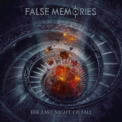 FALSE MEMORIES - The Last Night Of Fall cover