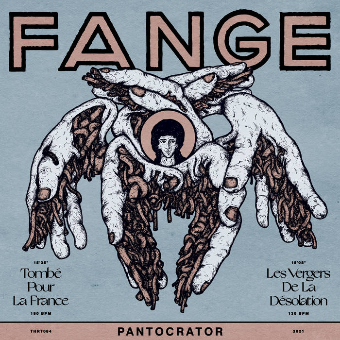 FANGE - Pantocrator cover