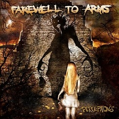 FAREWELL TO ARMS - Perceptions cover