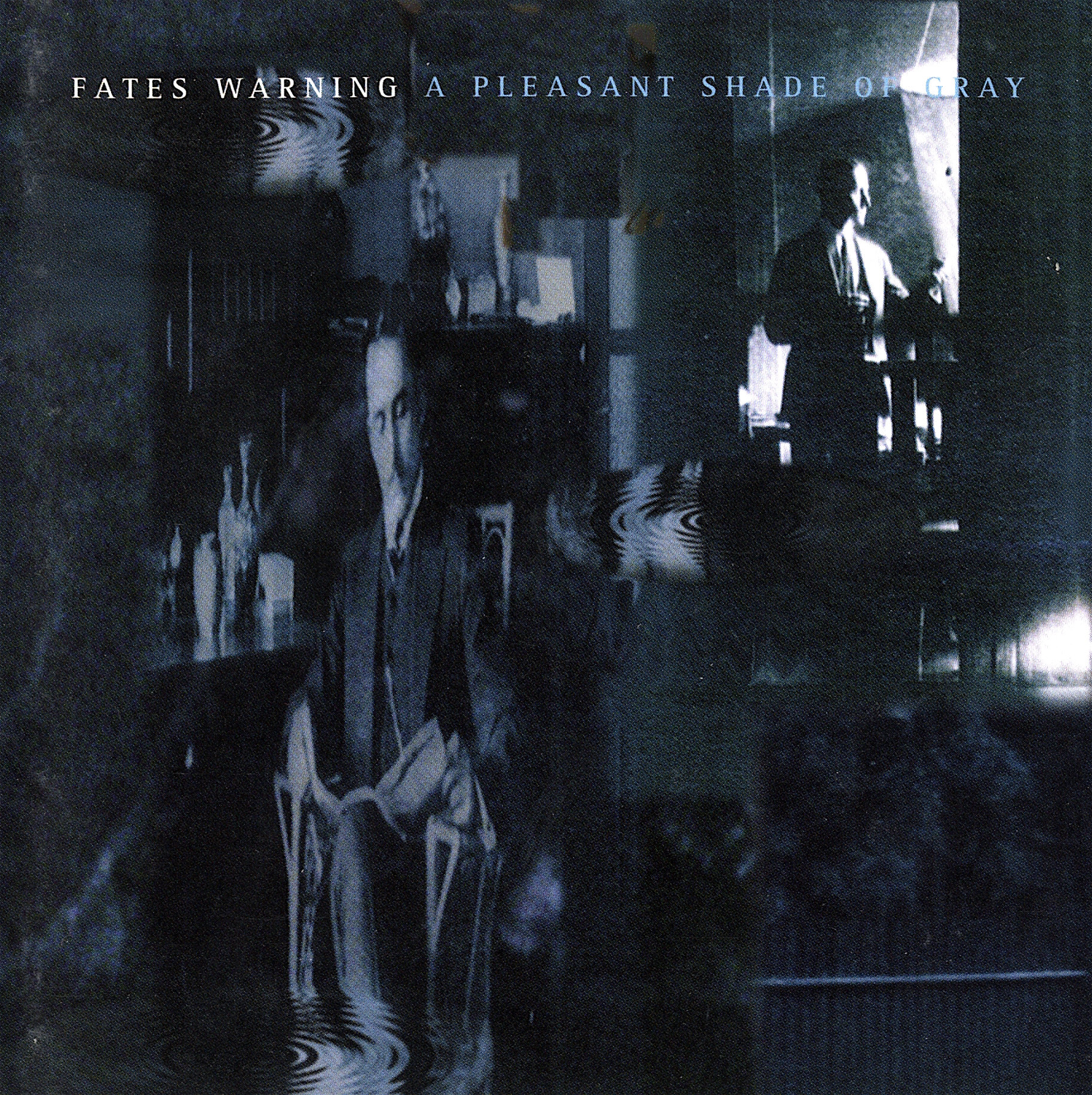 FATES WARNING - A Pleasant Shade Of Gray cover