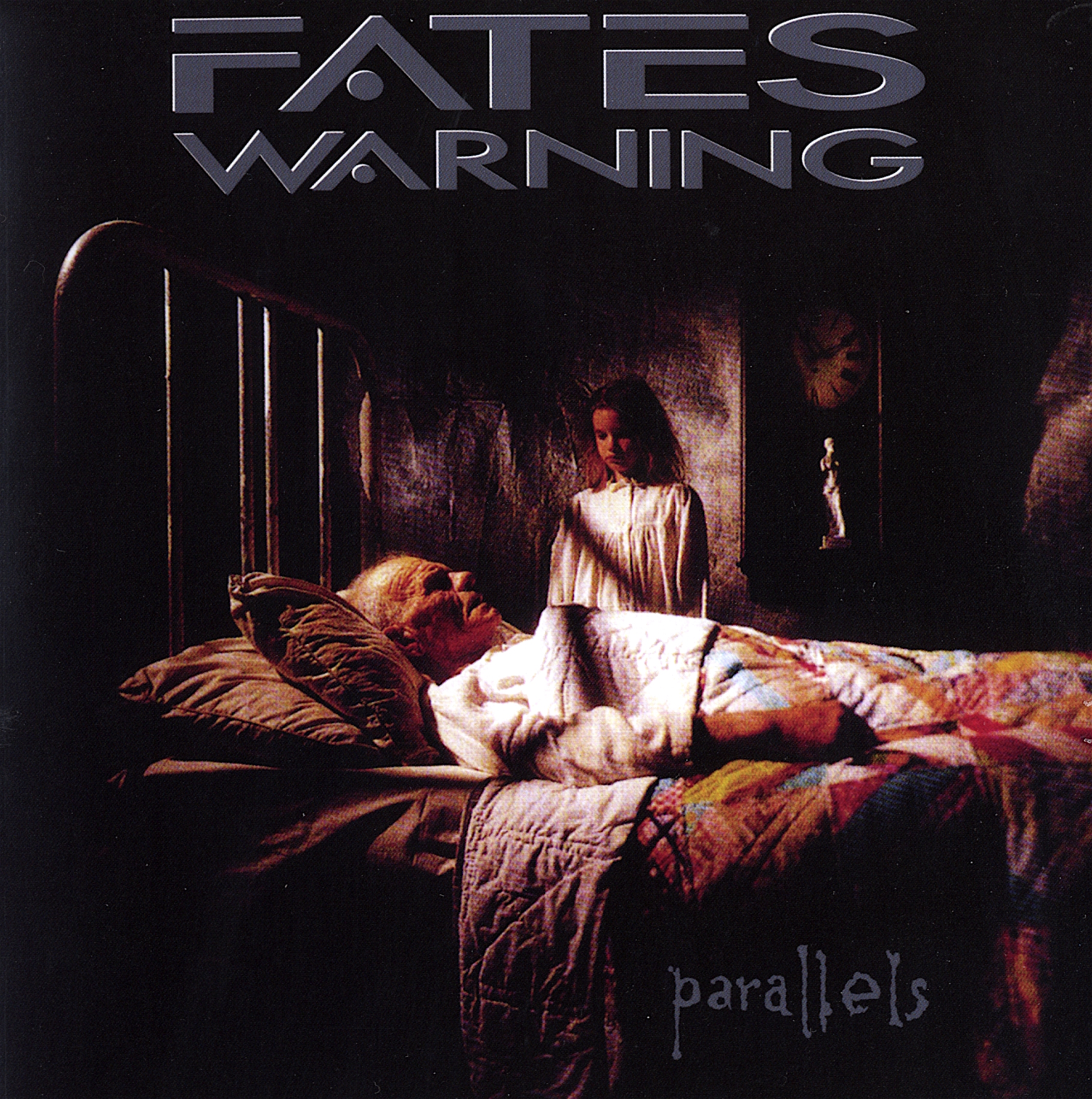 FATES WARNING - Parallels cover