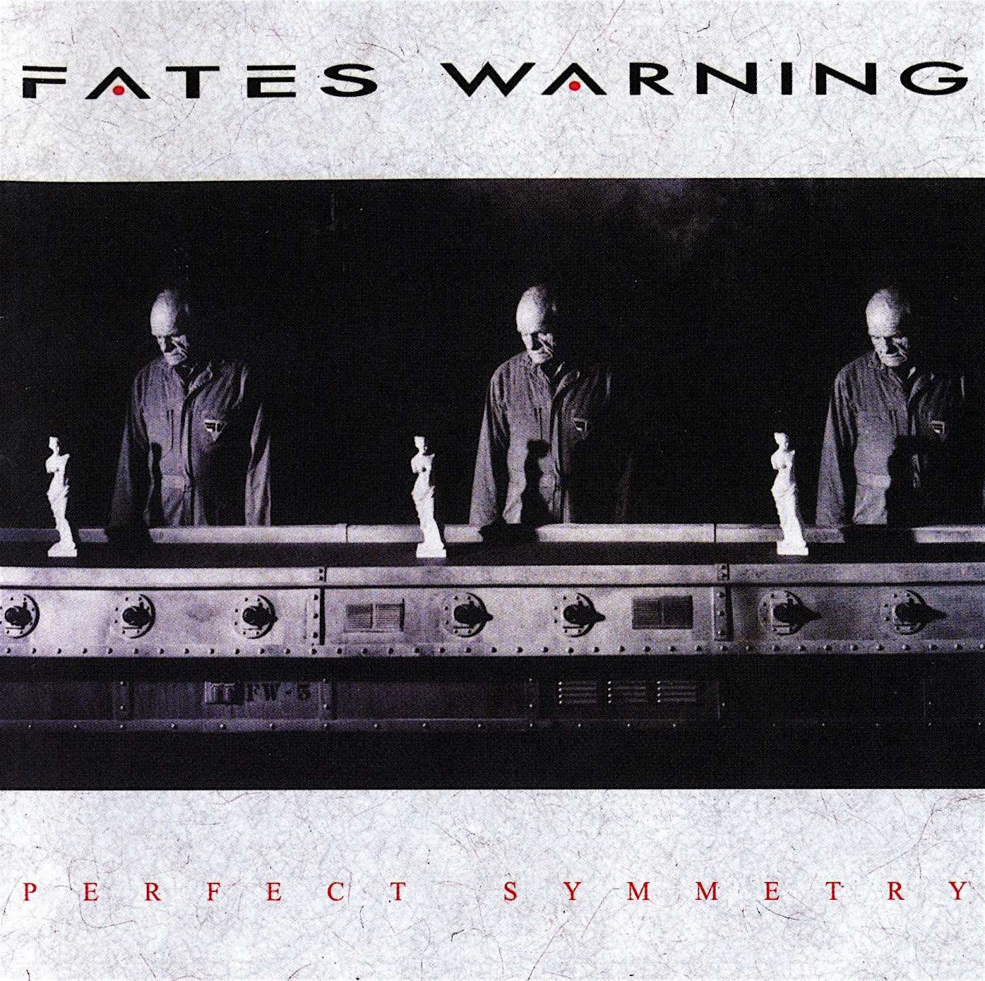 FATES WARNING - Perfect Symmetry cover