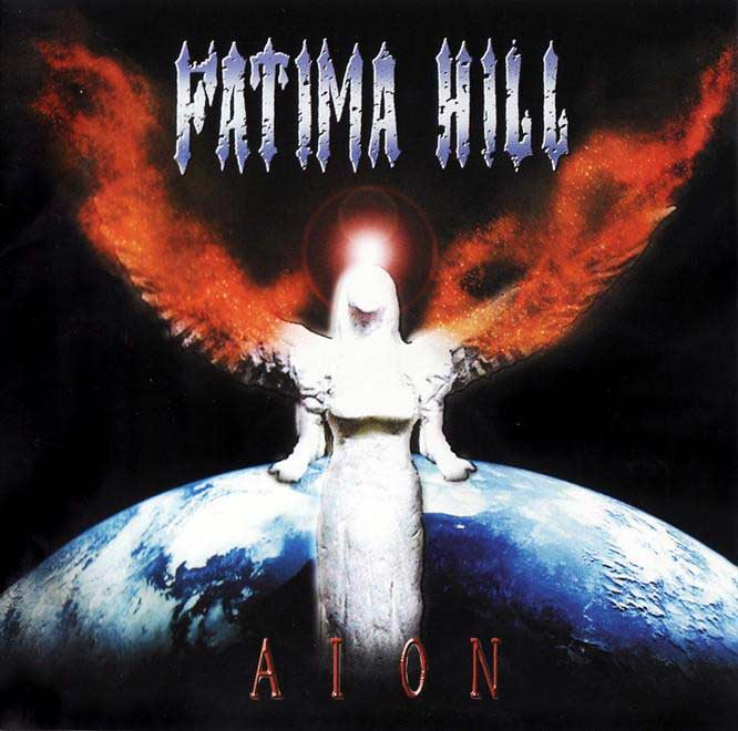 FATIMA HILL - Aion cover