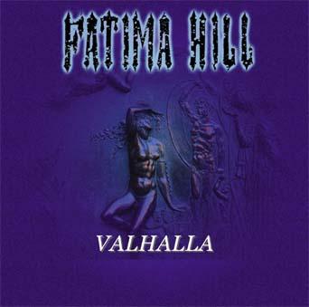 FATIMA HILL - Valhalla cover