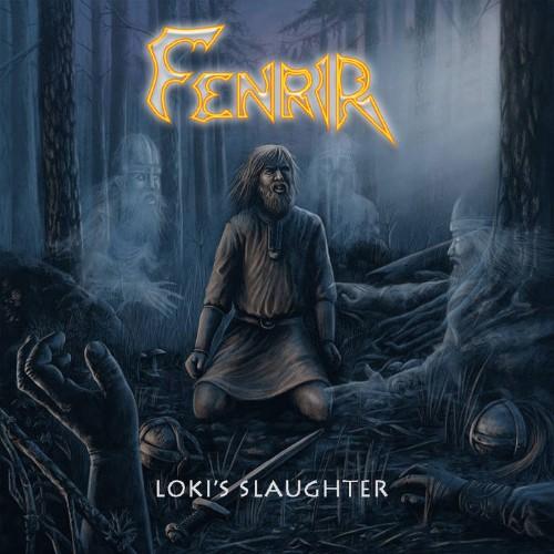 FENRIR - Loki's Slaughter cover