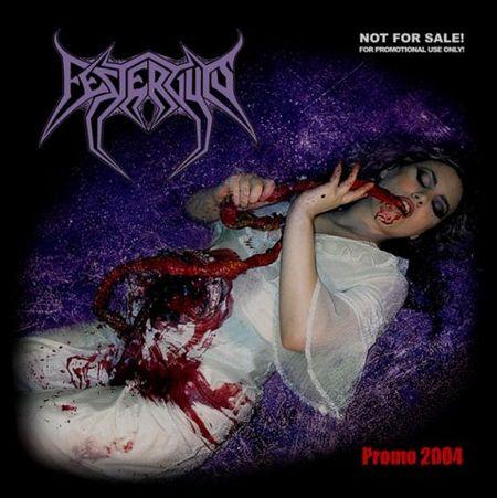 FESTERGUTS - Promo 2004 cover