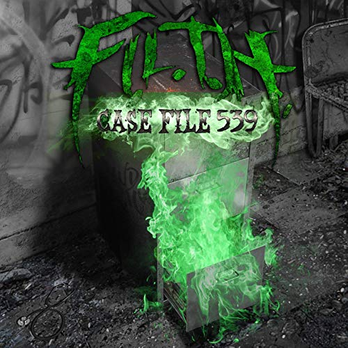 FILTH (FL) - Case File 539 cover