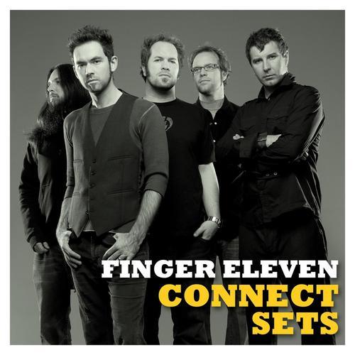 FINGER ELEVEN - Connect Sets cover