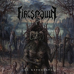 FIRESPAWN - The Reprobate cover