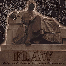 FLAW - Home Grown Studio Sessions cover