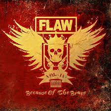 FLAW - Vol. IV Because Of The Brave cover