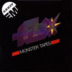 FLAX - Monster Tapes cover