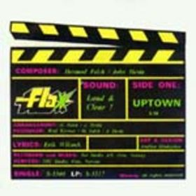 FLAX - Uptown / Taken In cover