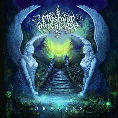 FLESHGOD APOCALYPSE - Oracles cover