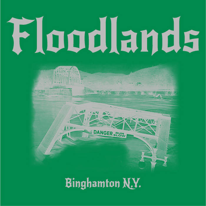 FLOODLANDS - Demos 2018 cover