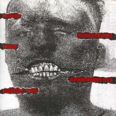 FLOOR - Loud & Ugly Vol. 2 cover