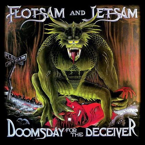 FLOTSAM AND JETSAM - Doomsday for the Deceiver cover