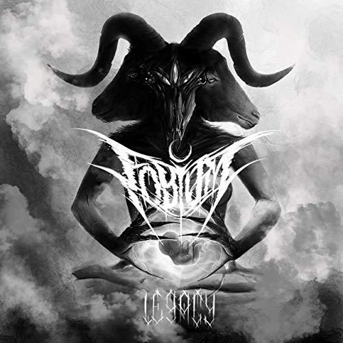 FOBIUM - Legacy cover